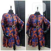 Star Print Hem Shiftdress | Clothing for sale in Lagos State, Gbagada