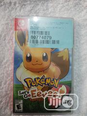 POKEMON Eevee Switch | Video Games for sale in Lagos State, Ikeja