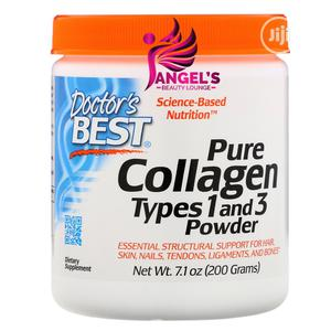 Doctor's Best, Pure Collagen Types 1 and 3 Powder 200g   Vitamins & Supplements for sale in Lagos State, Ojo