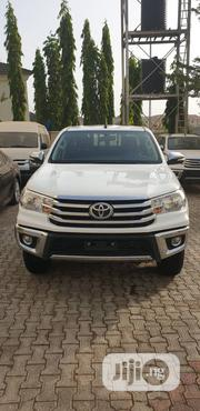New Toyota Hilux 2019 SR5+ 4x4 White | Cars for sale in Abuja (FCT) State, Asokoro