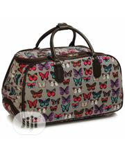Anna Grace Grey Light Travel Holdall Trolley Luggage | Bags for sale in Lagos State, Lagos Island