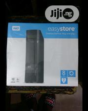 WD Easy Store Desktop Hard Drive 8TB   Computer Hardware for sale in Lagos State, Ikeja