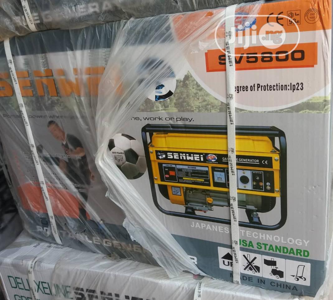 Guaranteed SENWEI Japanese Generator