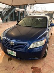 Toyota Camry 2008 Hybrid Blue | Cars for sale in Lagos State, Alimosho