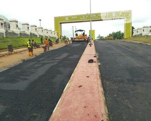 Adron Homes West Park Gardens Estate Phase1 Ibadan Land For | Land & Plots For Sale for sale in Oyo State, Oluyole