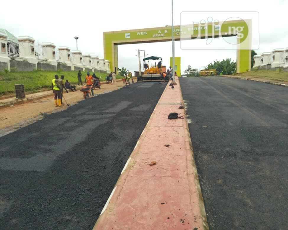 Adron Homes West Park Gardens Estate Phase1 Ibadan Land For