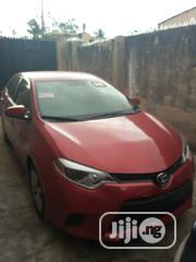 Toyota Corolla 2016 Red | Cars for sale in Lagos State, Ajah