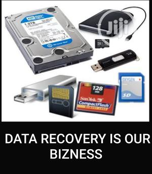 We Recover Files From Bad Hardisk, SSD, Tape Drives, Memory Cards | Computer & IT Services for sale in Lagos State, Ikeja