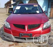 Pontiac Vibe 2003 Automatic Red | Cars for sale in Lagos State, Alimosho