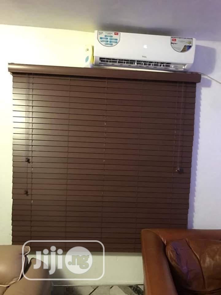 Quality Wooden Blinds | Home Accessories for sale in Ilorin West, Kwara State, Nigeria