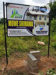 Plots of Land at Mowe Shimawa With Registered Survey Layout 4 Sale. | Land & Plots For Sale for sale in Ogun State, Sagamu