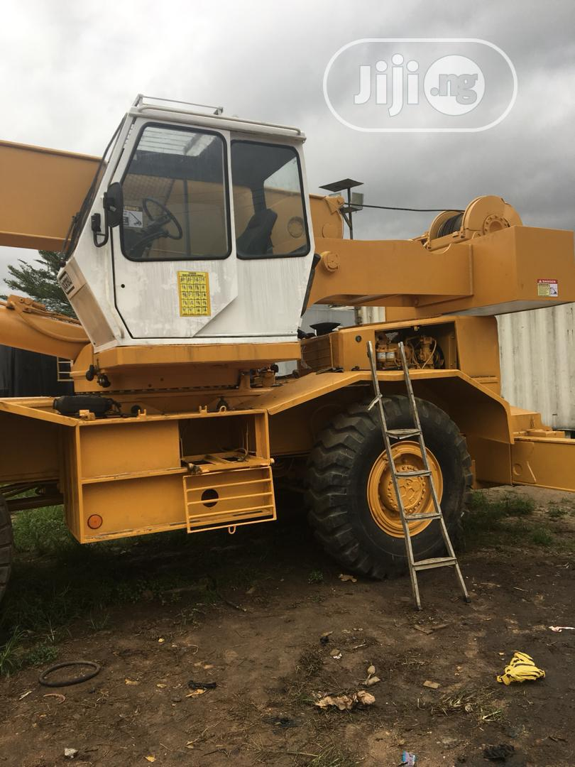 35 Tons Locatelli Crane for Sale | Heavy Equipment for sale in Port-Harcourt, Rivers State, Nigeria
