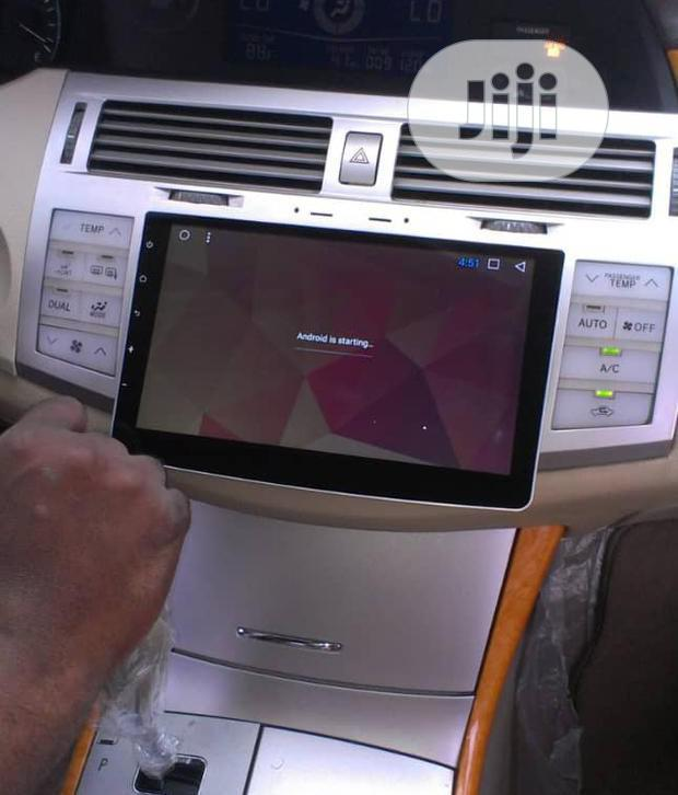 Toyota Avalon Android Set