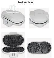 Waffle Maker Double Plate | Kitchen Appliances for sale in Lagos State, Lagos Island