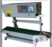 Continues Sealing Machine Available Now 220v 50hz | Manufacturing Equipment for sale in Lagos State, Ojo