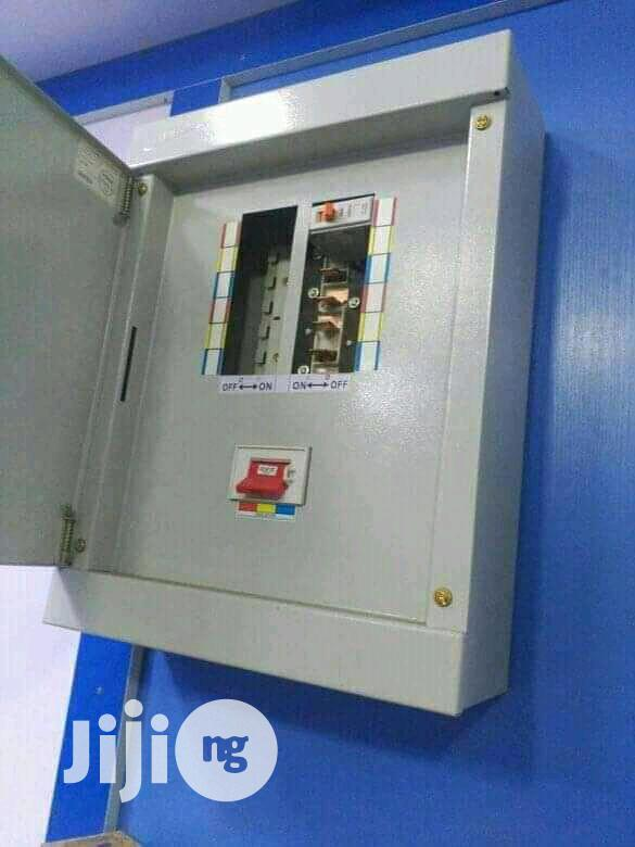 D6 3phase Distribution Board