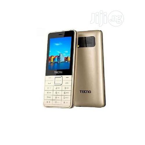 New Tecno T401 Gold