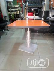 High Quality Four Seater Restaurant Wooden Table Brand New Imported | Furniture for sale in Lagos State, Agege