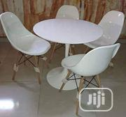 Four Seater Restaurant Table and Chair Imported Brand New | Furniture for sale in Lagos State, Agege