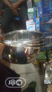 4 Sets Stainless Sieve | Kitchen & Dining for sale in Lagos State, Lagos Island