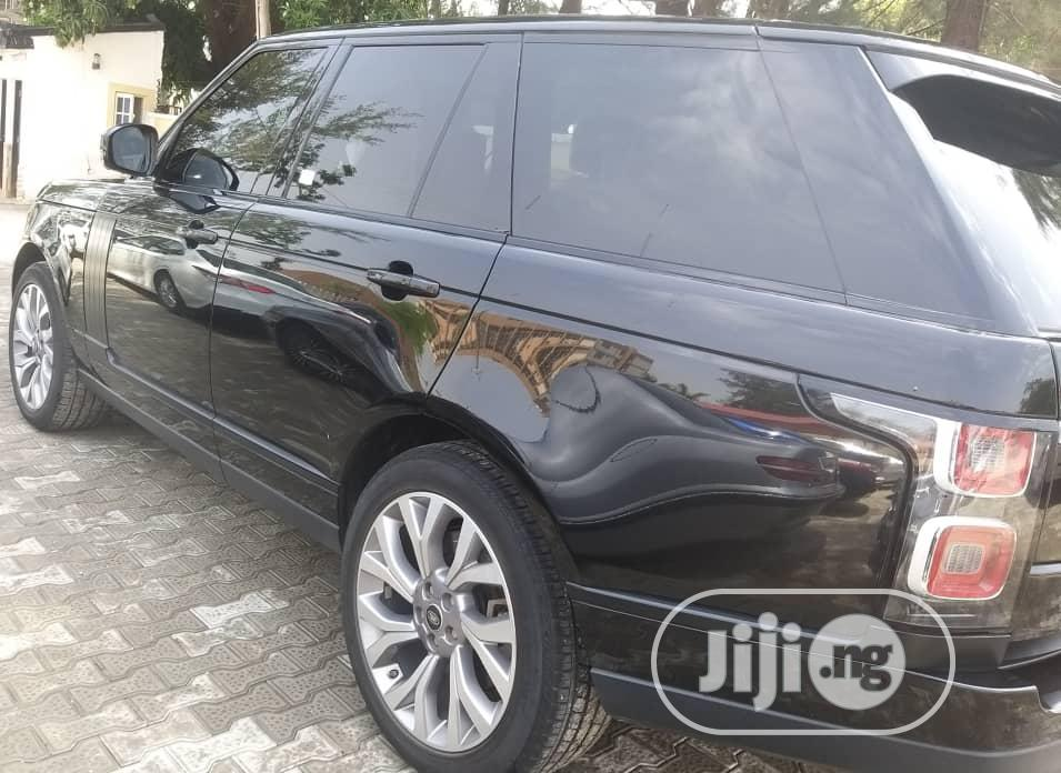 New Land Rover Range Rover Vogue 2018 Black | Cars for sale in Asokoro, Abuja (FCT) State, Nigeria
