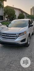 Ford Edge 2017 SEL 4dr AWD Silver | Cars for sale in Surulere, Lagos State, Nigeria