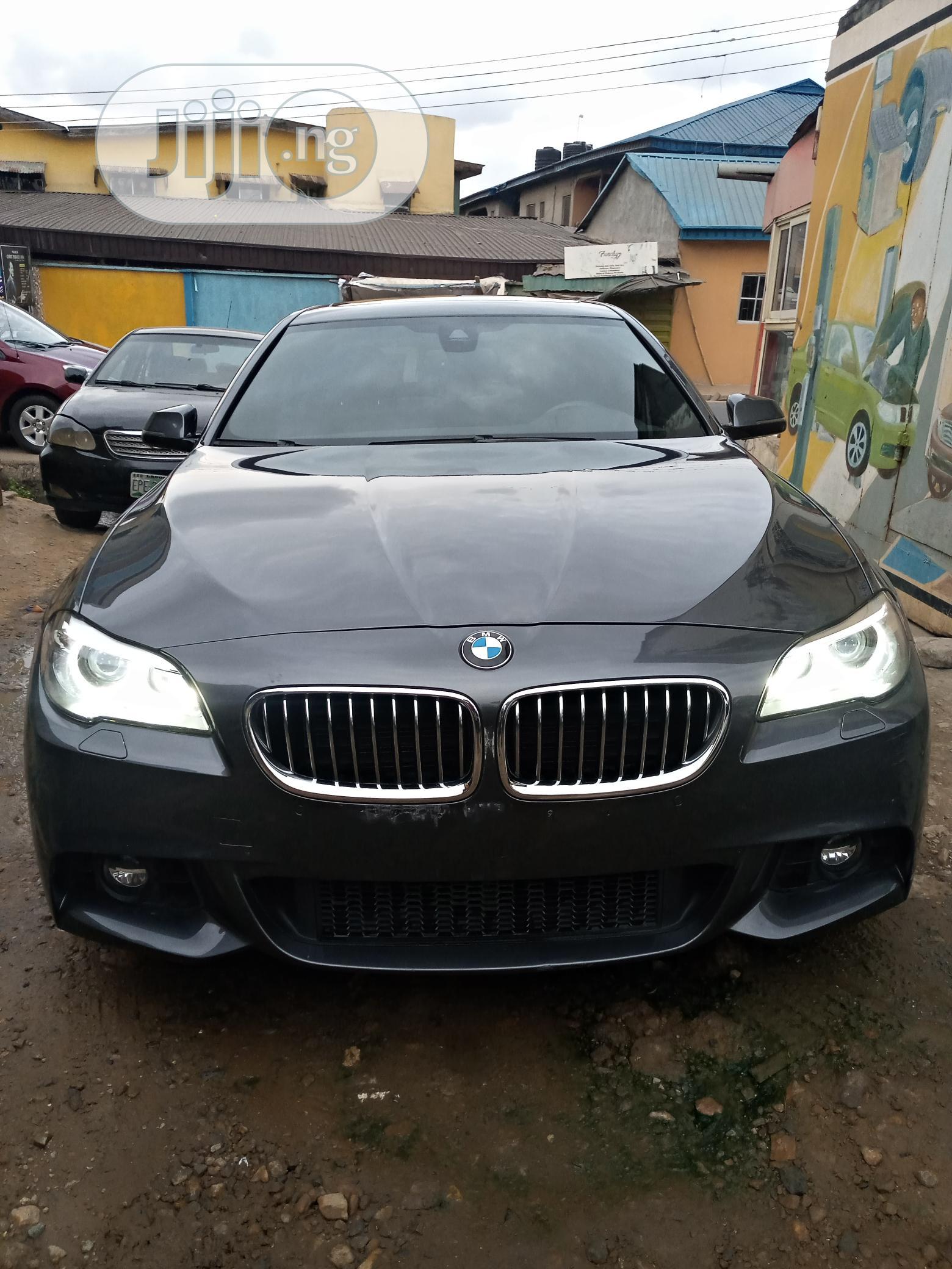 Archive: BMW 535i 2015 Black