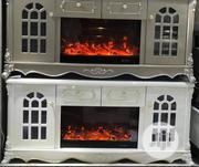 Fire Place Tv Stand | Furniture for sale in Lagos State, Ojo