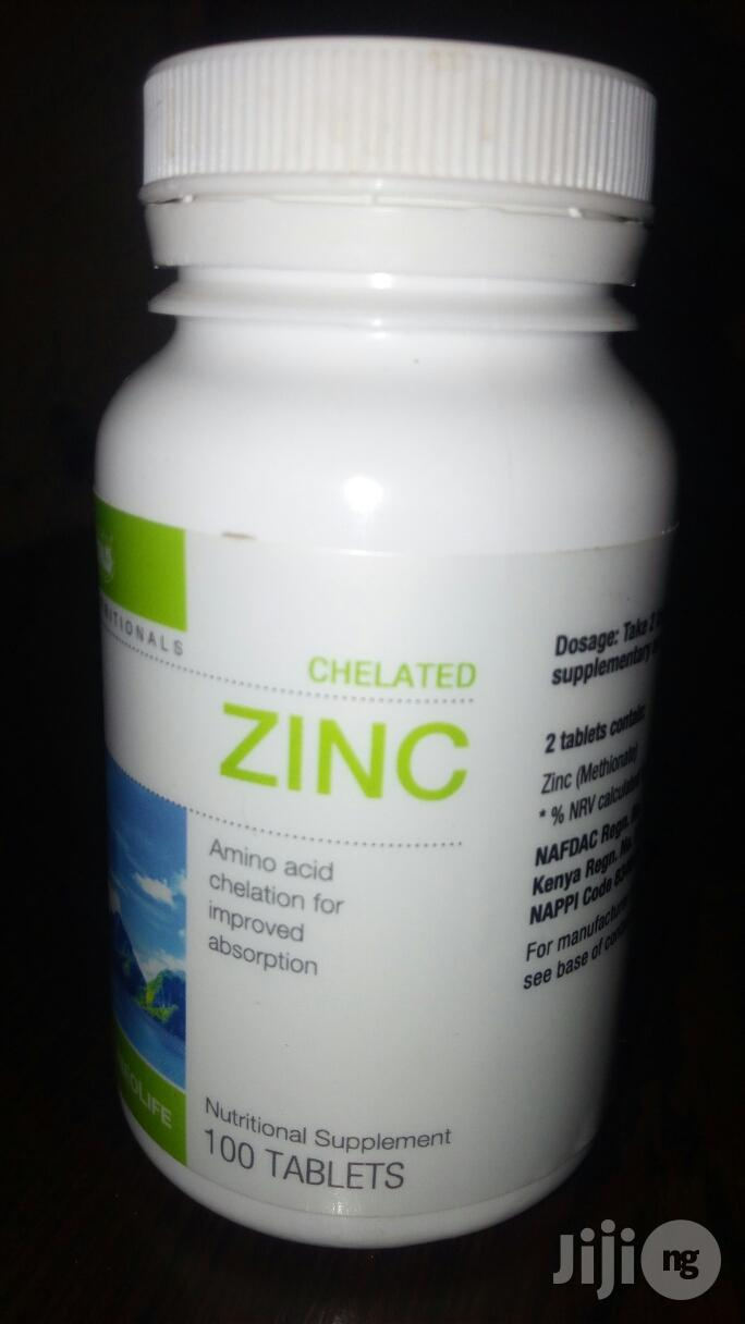 GNLD Chelated Zinc