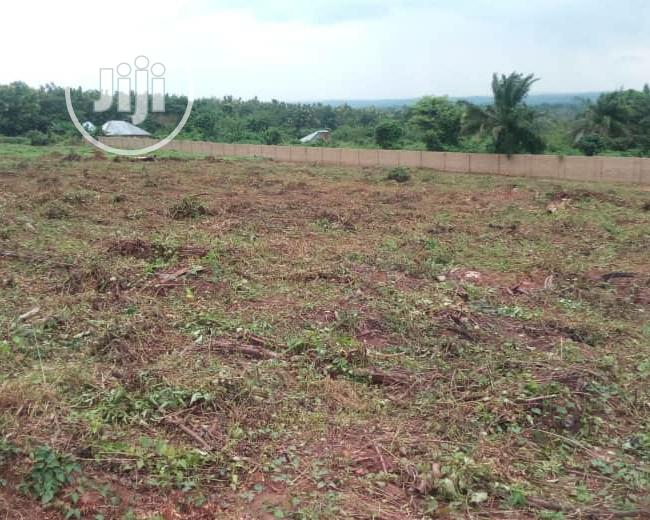 Buy and Build Land Within an Existing Estate at Abijo GRA