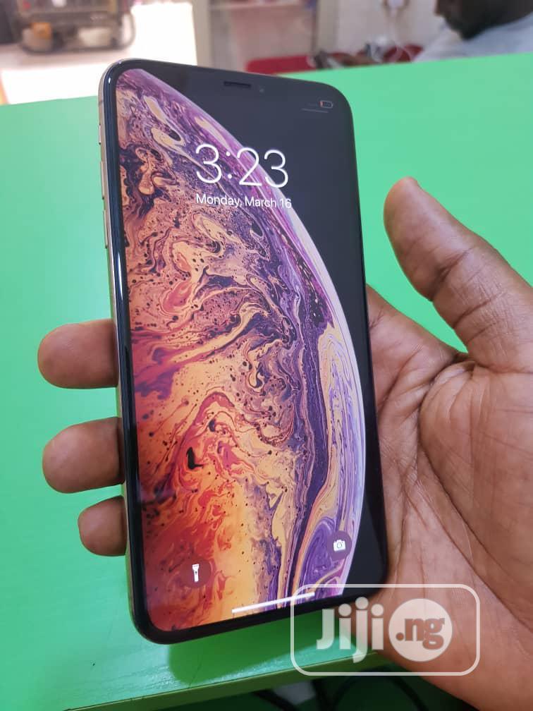 Apple iPhone XS Max 512 GB Black | Mobile Phones for sale in Benin City, Edo State, Nigeria