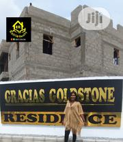 Gracias Goldstone Residence Is Located Behind Novare Mall Sangotedo. | Land & Plots For Sale for sale in Lagos State, Ajah