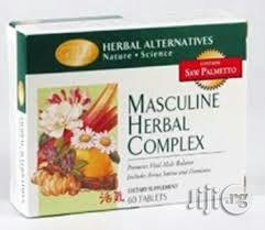 GNLD Masculine Herbal Complex