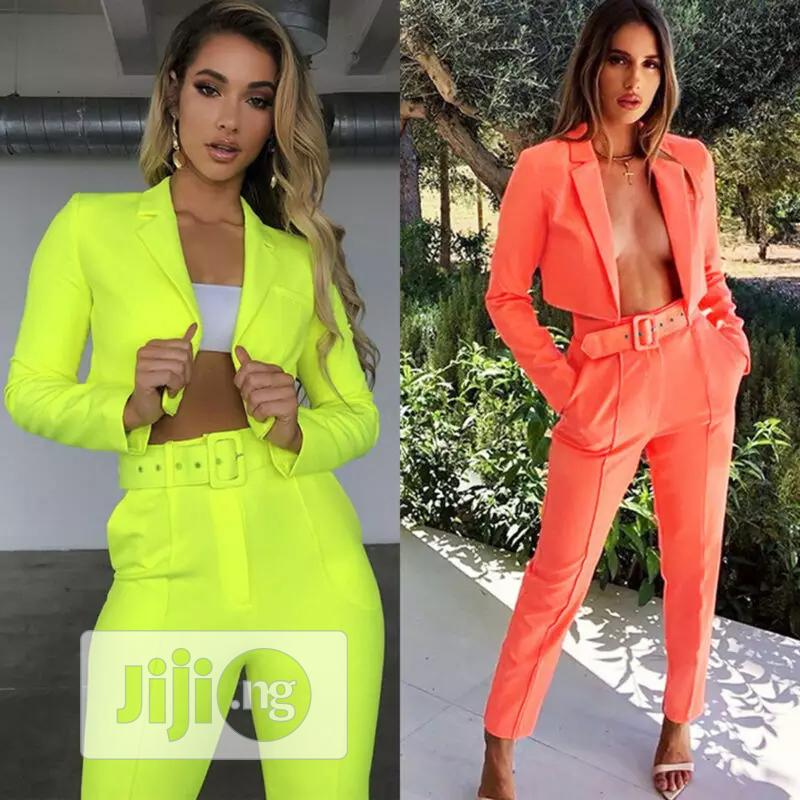 Two Piece Pantsuit | Clothing for sale in Port-Harcourt, Rivers State, Nigeria