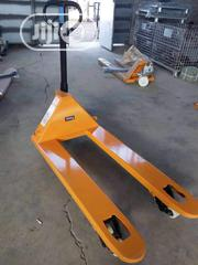 3ton Manual Hand Pallet Truck | Store Equipment for sale in Lagos State, Ojo