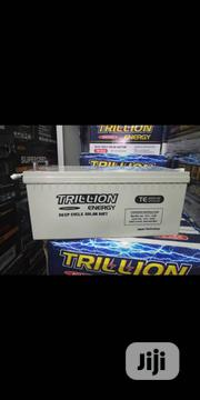200ahs 12volts Trillion Battery | Solar Energy for sale in Lagos State, Ojo