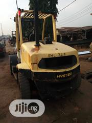 Clean 7 Tons Hyster 2009   Heavy Equipment for sale in Lagos State, Ikeja