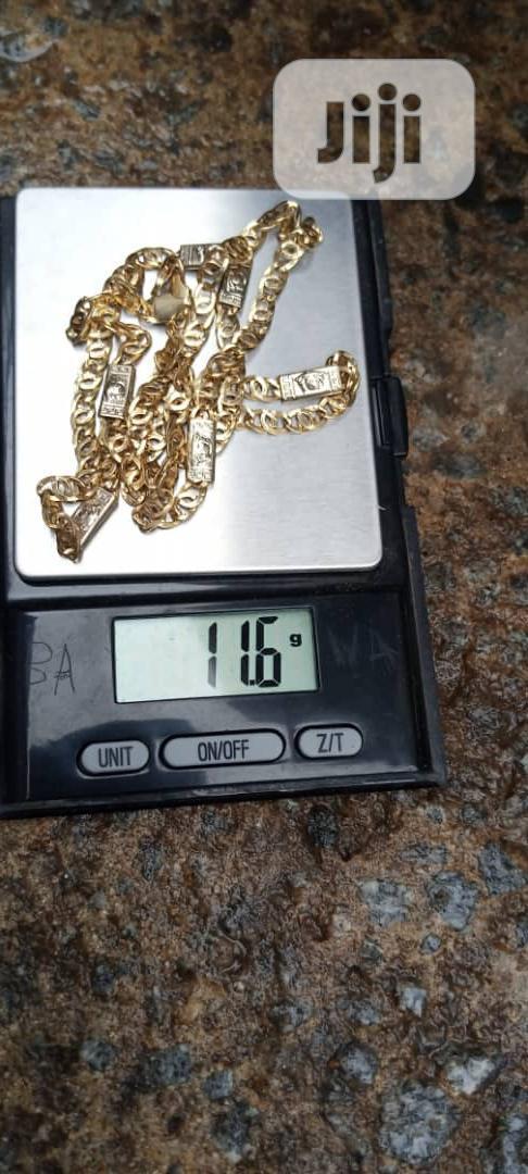 18karat Gold Chain