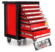 7 Drawer Mobile Workshop Trolley Toolbox | Hand Tools for sale in Lagos State, Lagos Island