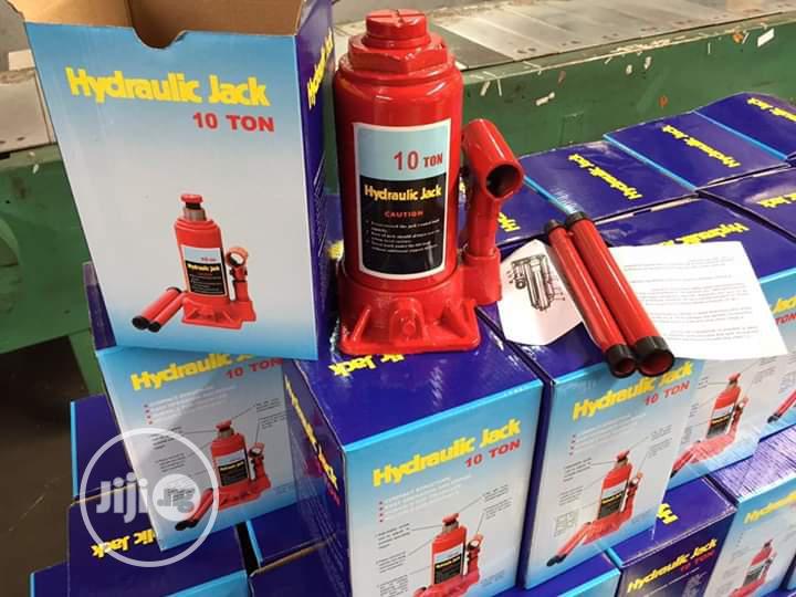 Hydraulic Bottle Jack 10ton
