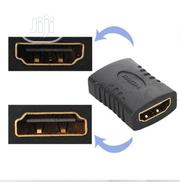 HDMI Female To Female Extension Connector   Accessories & Supplies for Electronics for sale in Lagos State, Isolo