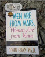 Men Are From Mars Women Are From Venus | Books & Games for sale in Rivers State, Port-Harcourt