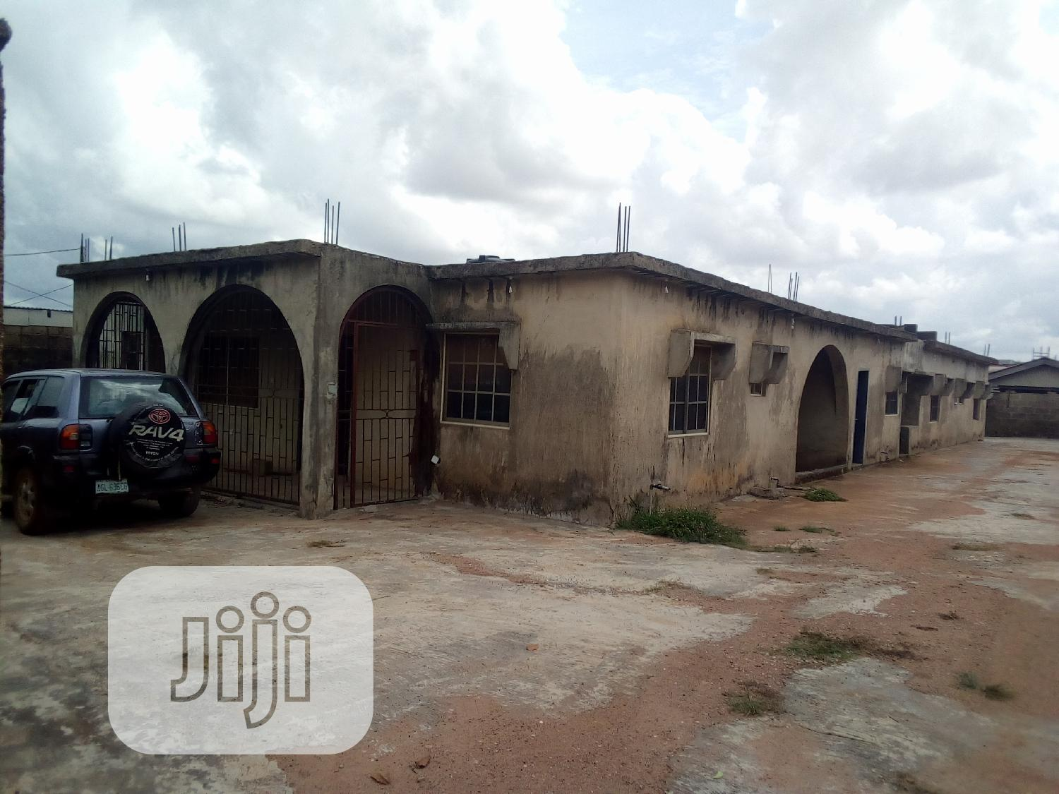 New Building(2bedroom Flat And 3bedroom Flat) For Sale