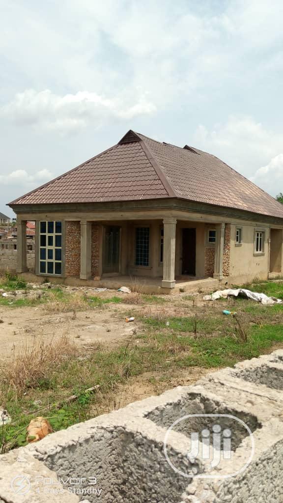 4 Bedroom Bungalow at Temidire Estate Ologuneru Ibadan