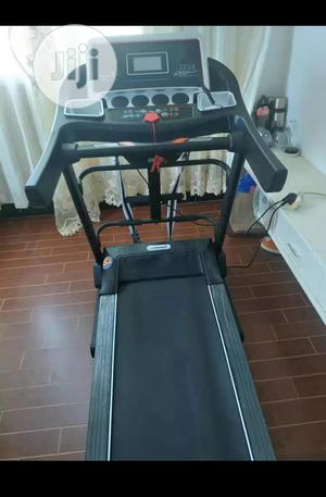 German 3HP Treadmill Machine With Incline, Dumbbells Mp3 Massager   Sports Equipment for sale in Enugu State, Nsukka