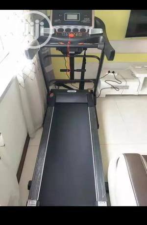 German 3HP Treadmill Machine With Incline, Dumbbells Mp3 Massager   Sports Equipment for sale in Enugu State, Enugu
