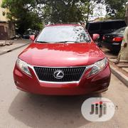 Lexus RX 2011 Red | Cars for sale in Abuja (FCT) State, Garki 2