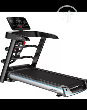 German 6HP Treadmill Machine With Incline, Dumbbells Mp3 Massager   Sports Equipment for sale in Edo State, Benin City