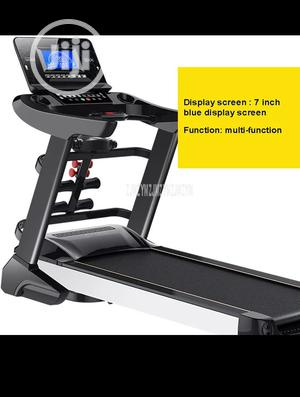 German 6HP Treadmill Machine With Incline, Dumbbells Mp3 Massager   Sports Equipment for sale in Abuja (FCT) State, Garki 1
