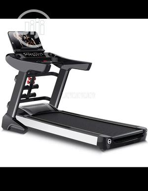 German 6HP Treadmill Machine With Incline, Dumbbells Mp3 Massager   Sports Equipment for sale in Lagos State, Lekki